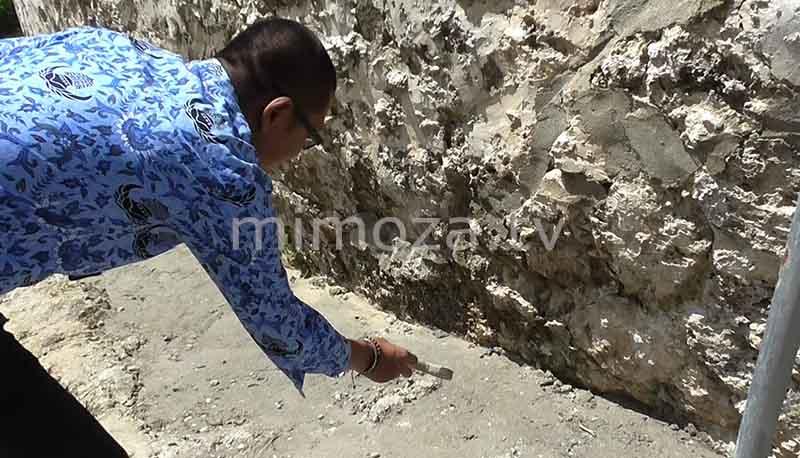 Mimoza Tv Benteng Otanaha Terancam Rusak Akibat Proyek Penataan Kota