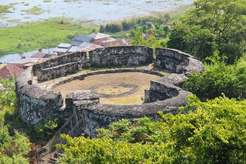 Nk Ningkas Kondisi Alam Tempat Wisata Provinsi Gorontalo Benteng Otanaha