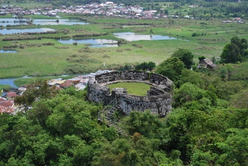 Pesona Wisata Gorontalo Benteng Otanaha21 Jpg Otanaha Kab