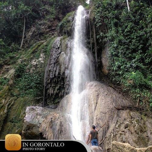 Tempat Wisata Gorontalo Air Terjun Terdapat Kabupaten Boalemo Lebih Tepat