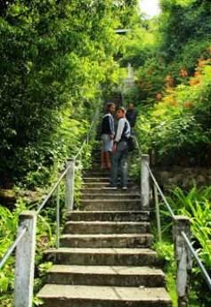 Wisata Edukatif Benteng Otanaha Gorontalo Tempat Terbaik Kab