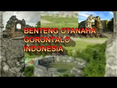 Wisata Indonesia Benteng Otanaha Gorontalo Sulawesi Mopon Id Kab