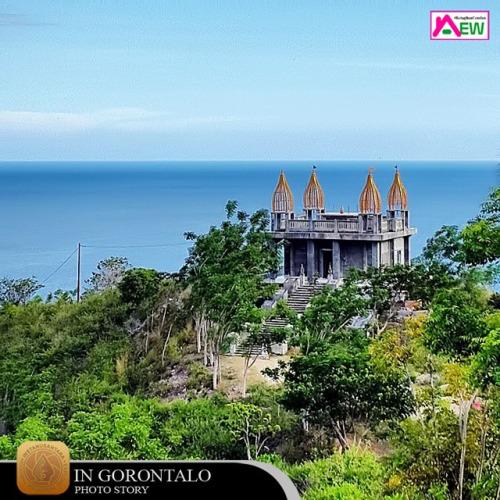 15 Top Tempat Wisata Gorontalo Wajib Kunjungi Selanjutnya Religi Masjid