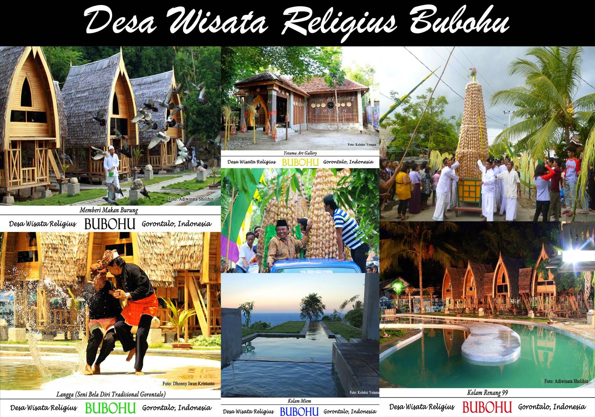 Album Google Photo Desa Wisata Religi Bubohu Bongo Kab Gorontalo