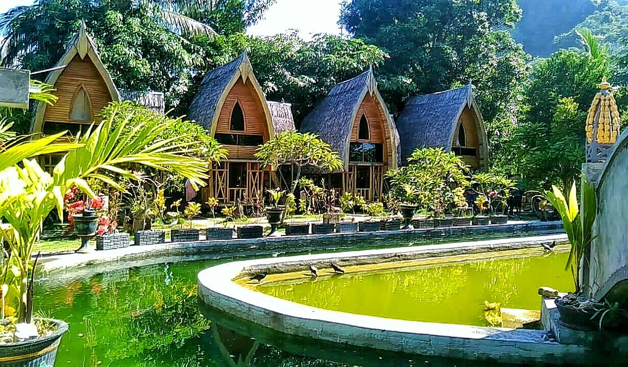 Berkas Desa Wisata Religius Bubohu Jpg Wikipedia Bahasa Indonesia Religi