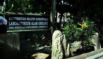 Godaan Jinak Merpati Kerajaan Bubohu Zona Utara Museum Fosil Kayu