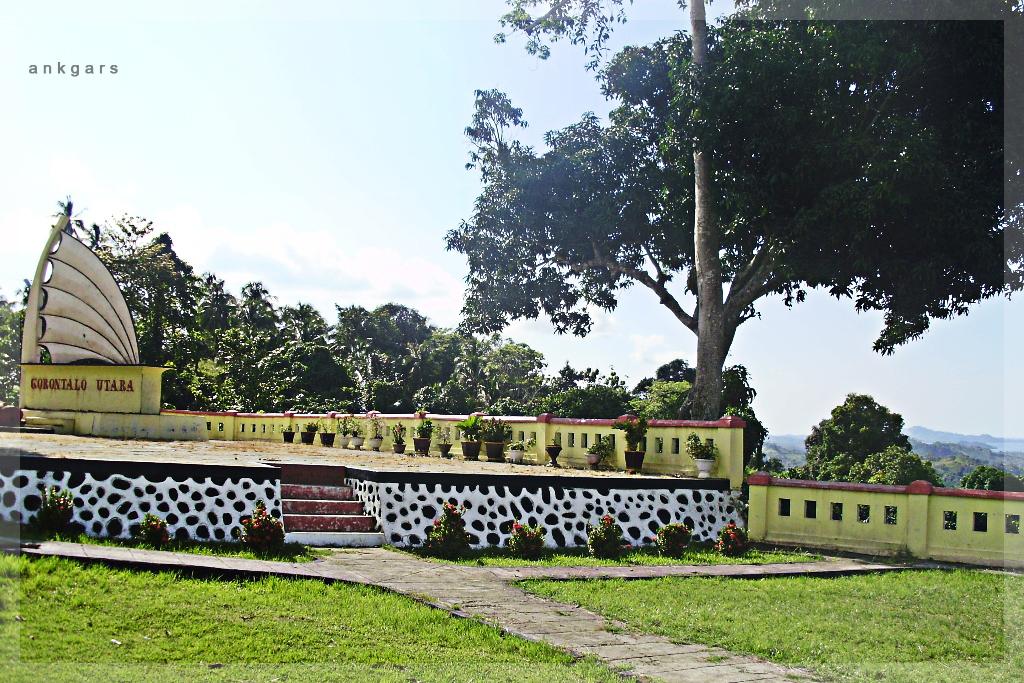 Gorontalo Hidden Paradise Adalahduniaangga Puncak Pontolo Indah Kab Utara Desa