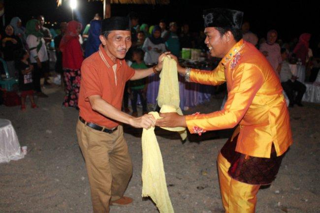 Pantai Dulanga Gorontalo Harapan Desa Bongo Wisata Religi Kab