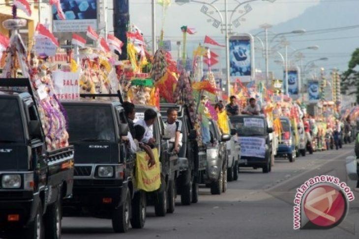 Pemkab Gorontalo Jadikan Walima Iven Wisata Tahunan Antara News Desa