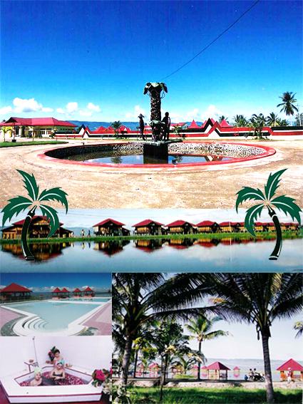 Pentadio Resort Dinas Pariwisata Kebudayaan Komunikasi Desa Wisata Religi Bongo