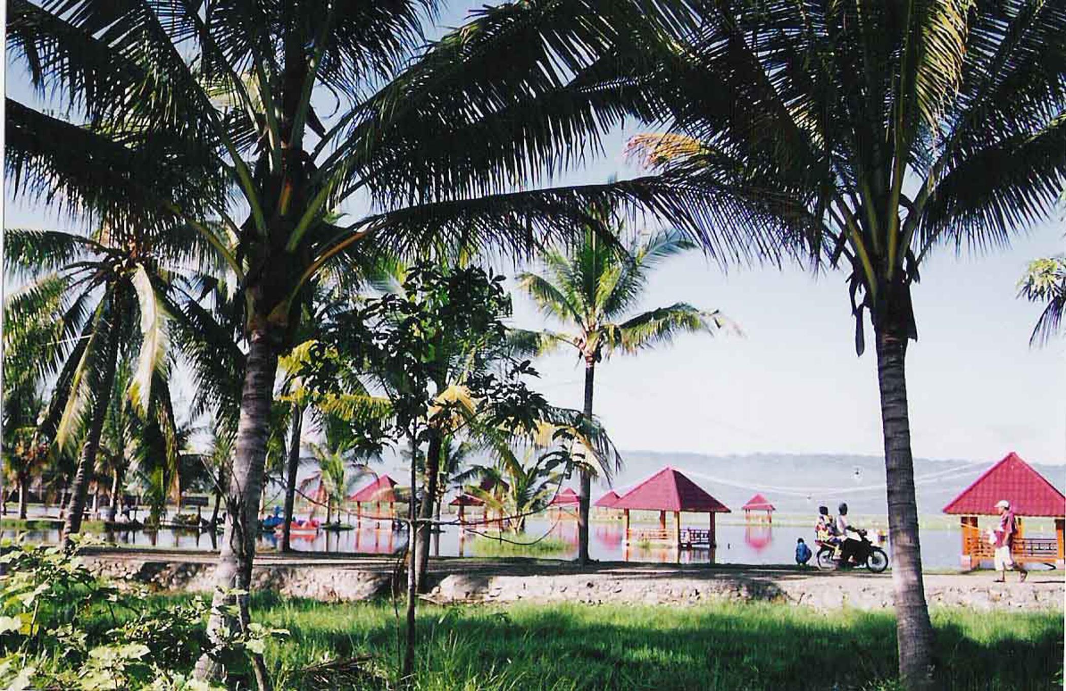 Pentadio Resort Dinas Pariwisata Kebudayaan Komunikasi Salah Satu Obyek Wisata