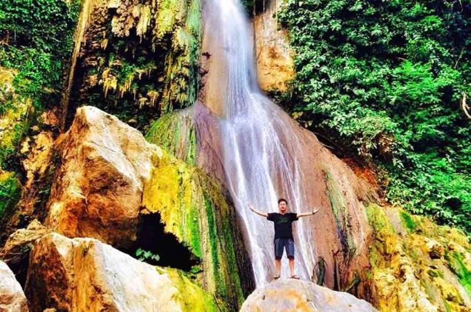 Tempat Wisata Gorontalo Air Terjun Tenilo Desa Religi Bongo Kab