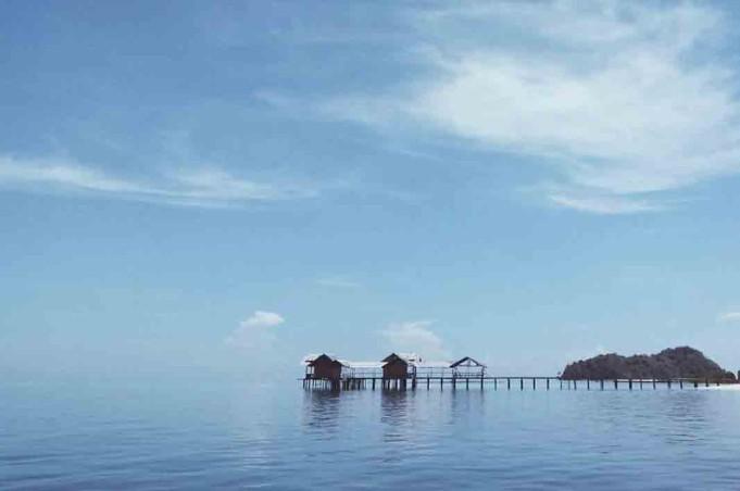 Tempat Wisata Gorontalo Alam Selanjutnya Pulau Saronde Berlokasi Daerah Utara