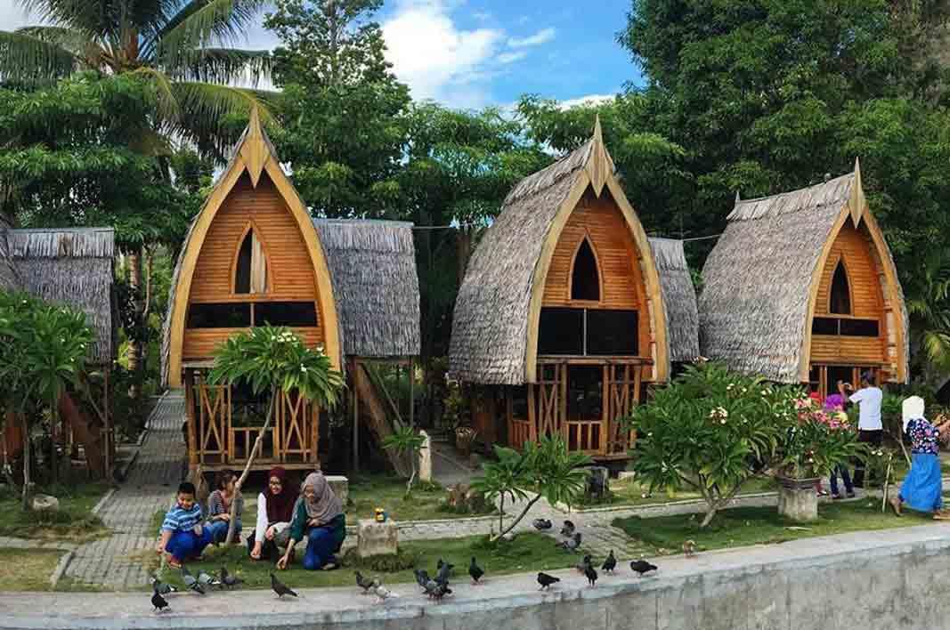 Tempat Wisata Gorontalo Terbaru 2018 Indah Desa Religi Bongo Kab