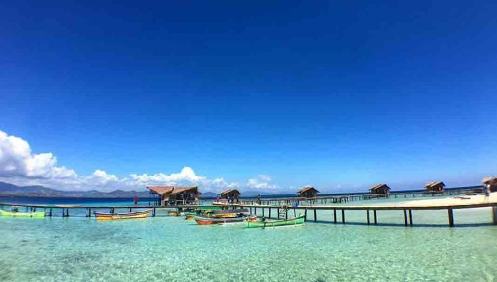 Tempat Wisata Gorontalo Terbaru 2018 Indah Panti Pulau Cinta Desa