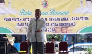 Wajah Benteng Otanaha Jadi Pusat Liburan Warga Gorontalo 529 Desa