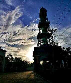 16 Tempat Berlibur Gorontalo Menajubkan Menara Keagungan Limboto Pakaya Tower
