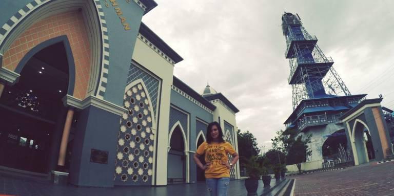 30 Tempat Wisata Gorontalo Menjadi Pusat Perhatian Singgahi Pakaya Tower