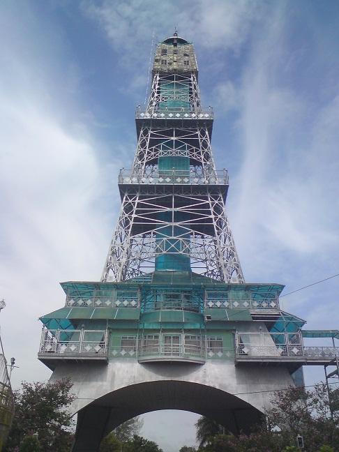 Menara Keagungan Limboto Pakaya Tower Kab Gorontalo