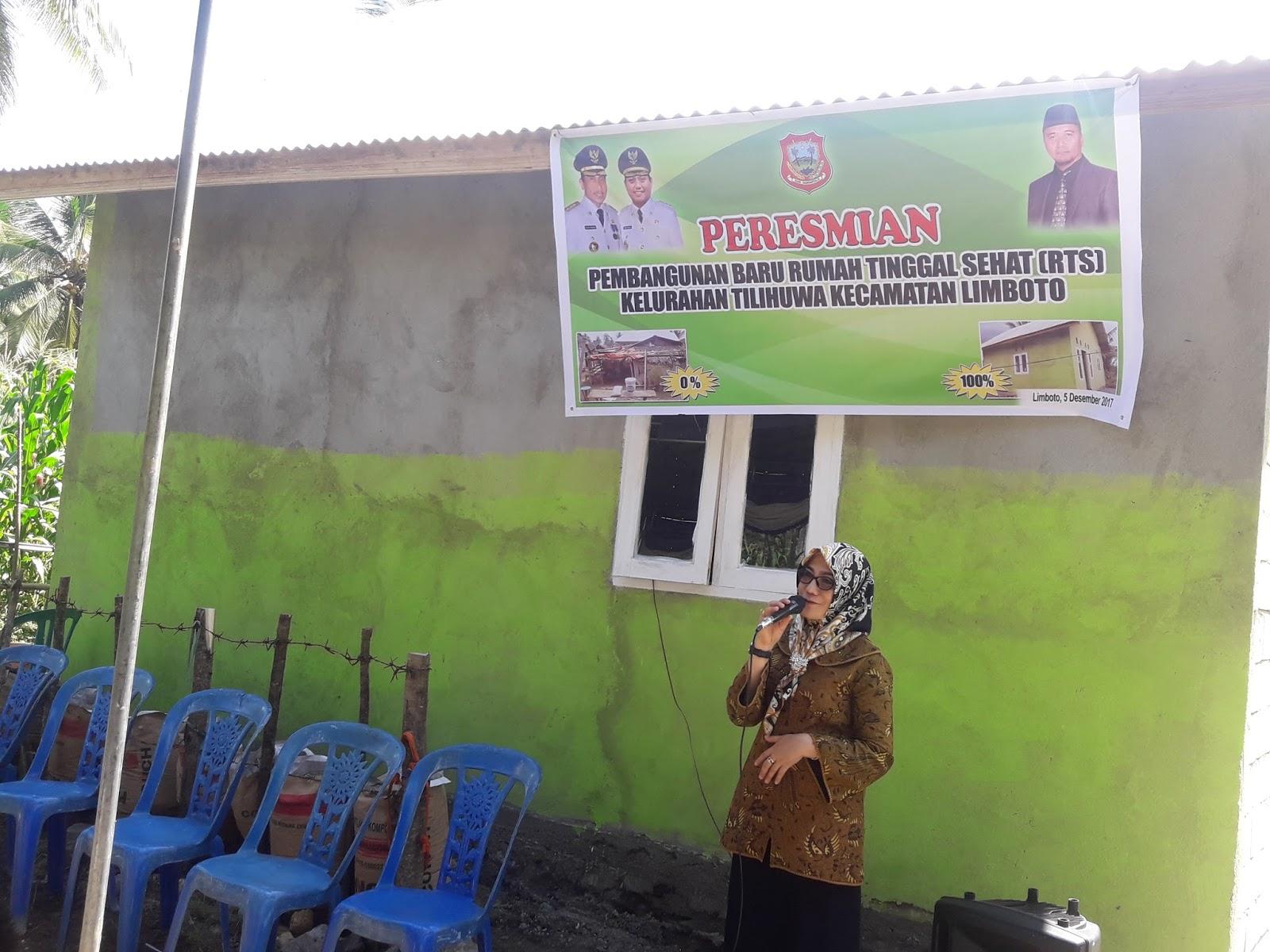 Nafascita Bedah Rumah Ala Pkk Kabupaten Gorontalo Tersebut Berkat Kolaborasi
