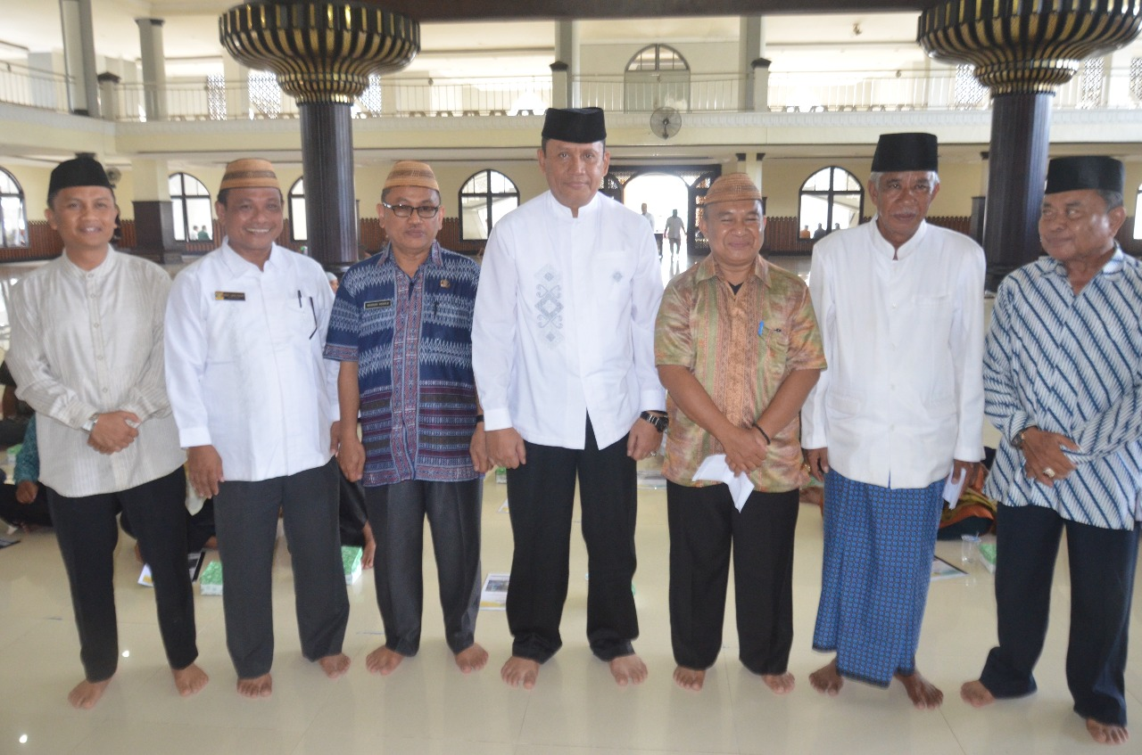 Nafascita Mubaliq Kabgor Terima Insentif Limboto Pemerintah Kabupaten Gorontalo Kembali