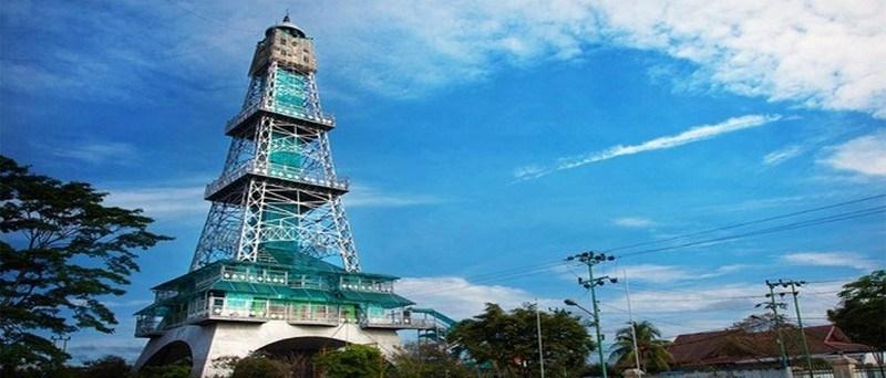 Pesona Wisata Gorontalo Menara Limboto1 Jpg Limboto Pakaya Tower Kab