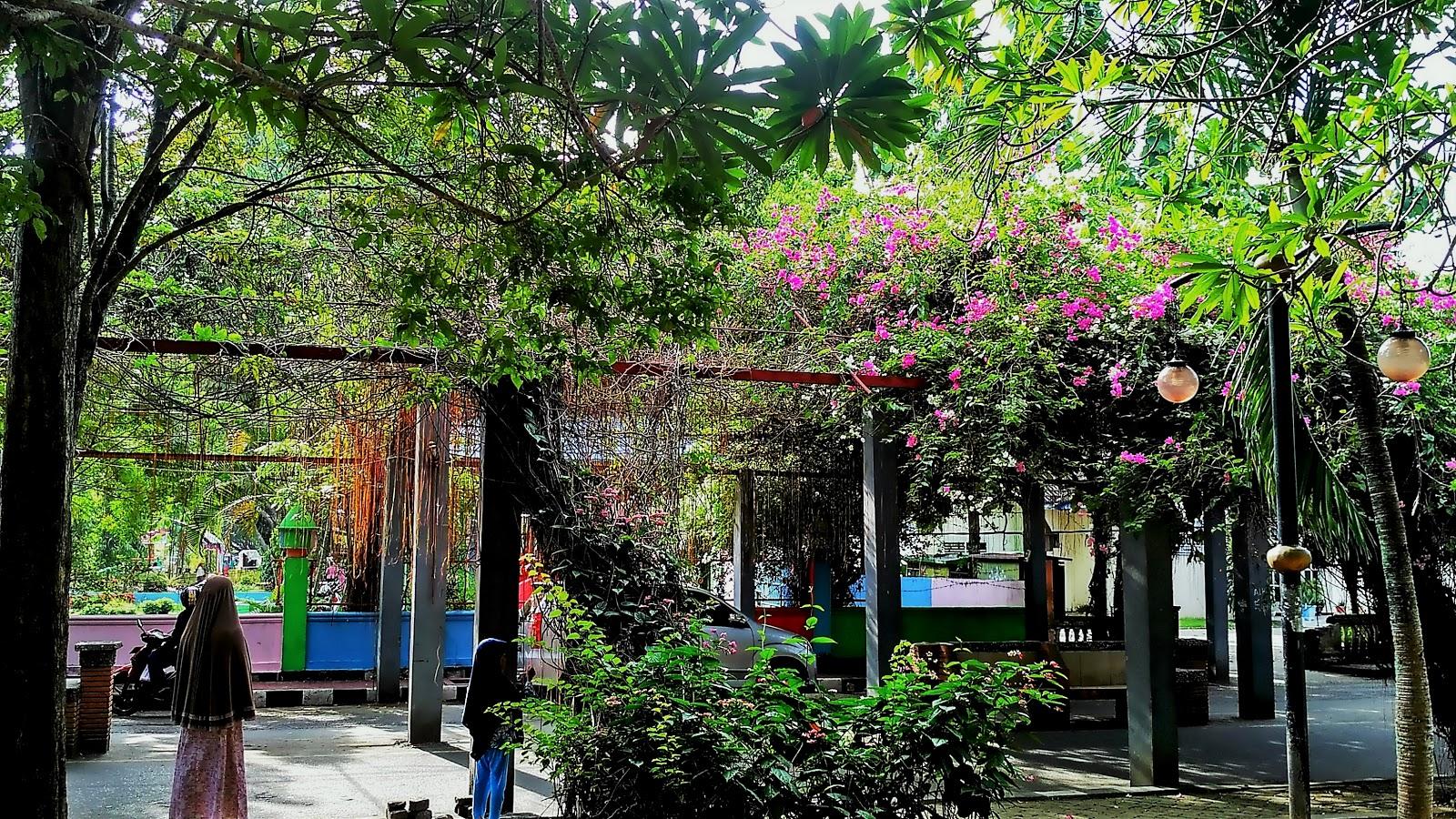 Taman Menara Limboto Pakaya Tower Kab Gorontalo