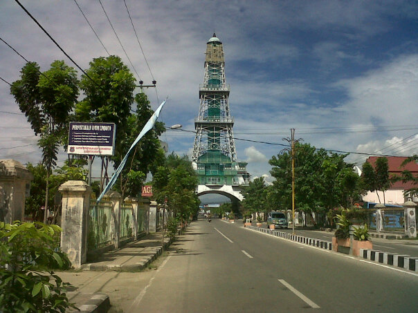 Tempat Wisata Provinsi Gorontalo Ry Share Menara Keagungan Limboto Pakaya