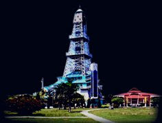 Tourims Place Greatness Tower Limboto Guest Prime Gorontalo Regency Deposited