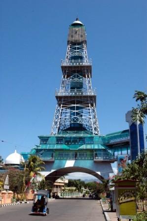 Tourims Place Greatness Tower Limboto Pakaya Kab Gorontalo