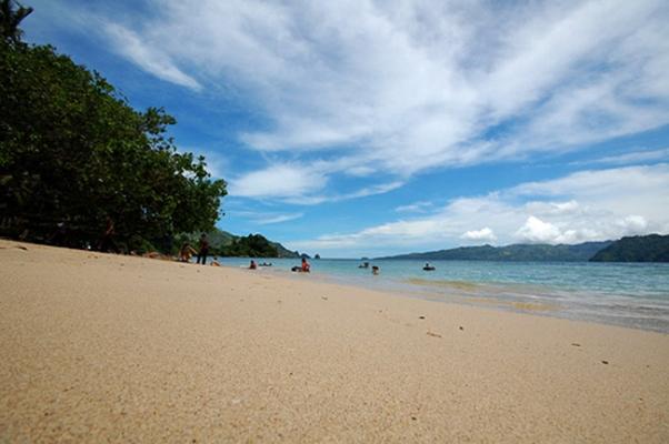 35 Tempat Wisata Gorontalo Terbaru Hits Wajib Dikunjungi Pantai Pasir