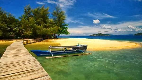 35 Tempat Wisata Gorontalo Terbaru Hits Wajib Dikunjungi Pulau Bitila