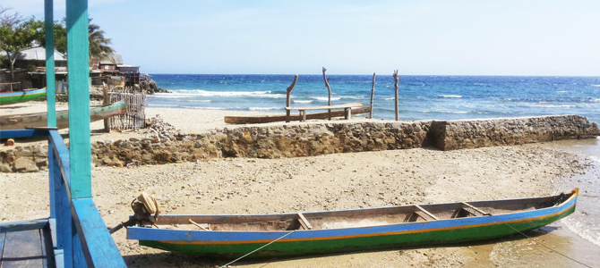 6 Destinasi Wisata Terindah Gorontalo Gogonesia Travel Blog Pantai Leato