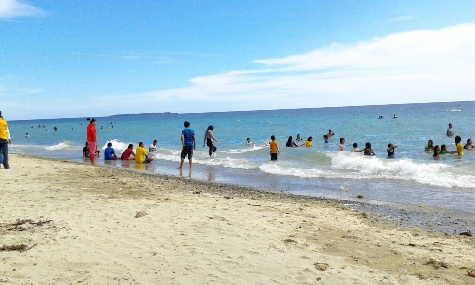 Aaaaa Jpg Sumber Moniceoktavina Blogspot Pantai Pasir Putih Leato Kab