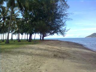 Blogwelcome Pantai Taula Gorontalo Letaknya Berada Dibagian Selatan Daratan Terletak