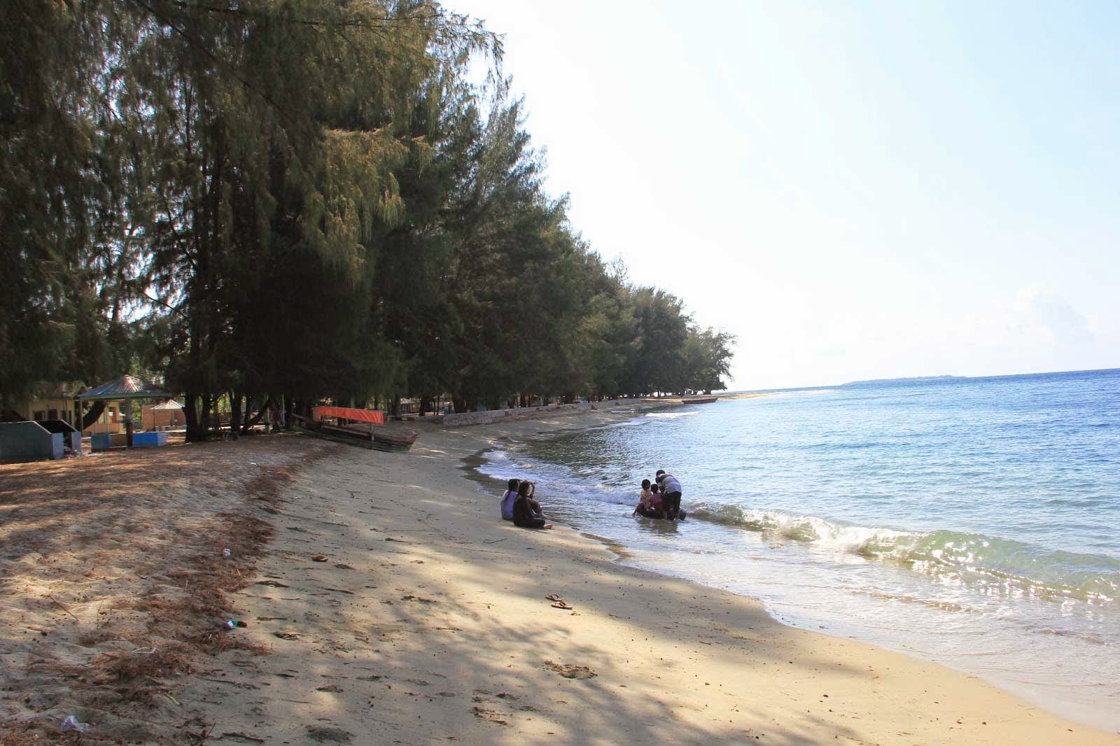 Coast Paradise 2015 Transortasi Kota Gorontalo Bisa Menuju Pantai Pasir