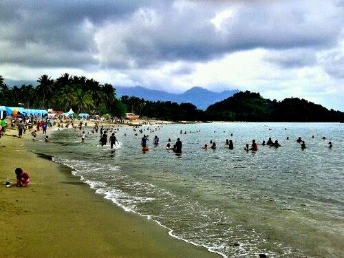 Destinasi Gorontalo Satu Tempat Wisata Dikunjungi Oleh Masyaraka Daerah Pun