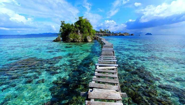 Menikmati Keindahan Alam Gorontalo Eksotis Reygian Wisata Pantai Olele Pasir