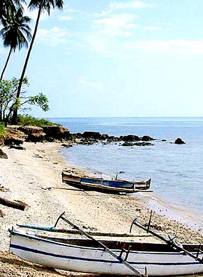Menyusuri Tempat Menarik Gorontalo Daerah2 Lain Indonesia Pantai Leato Pantaileato