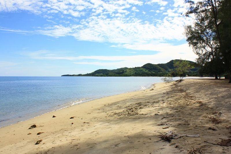 Pantai Karang Citra Pasir Putih Leato Kab Gorontalo