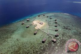 Pantai Lahilote Gorontalo Ramai Dikunjungi Warga Antara News Pemprov Giat