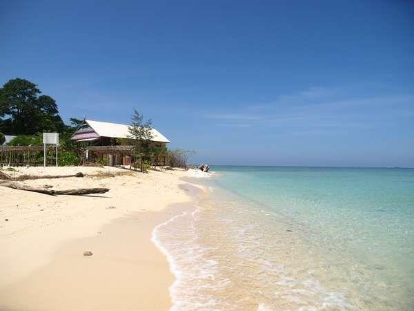 Pantai Marumasa Sulawesi Selatan Keindahan Pasir Putih Eksotis Wisata Pinterest
