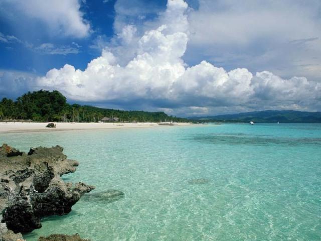 Pantai Pasir Putih Leato Gorontalo Wisata Kab
