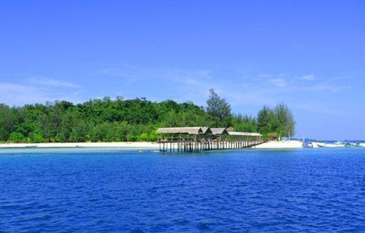 Peluncuran Majalah Wisata Mulo Pulau Saronde Pantai Pasir Putih Leato