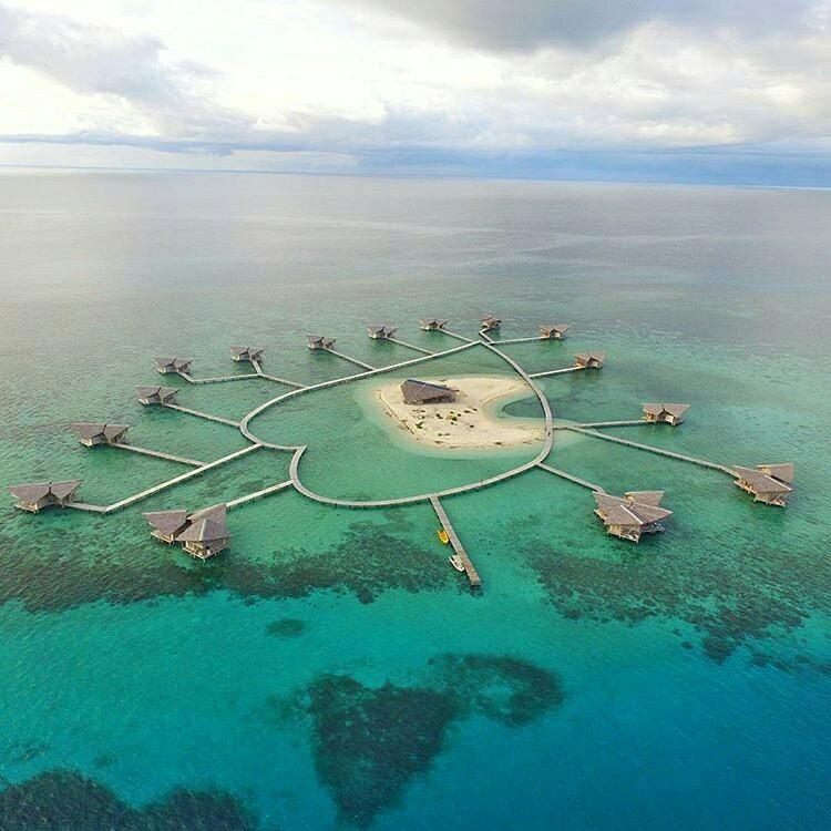 Pulo Cinta Eco Resort Gorontalo Indonesia Photo Ichan Ikhsan Pantai