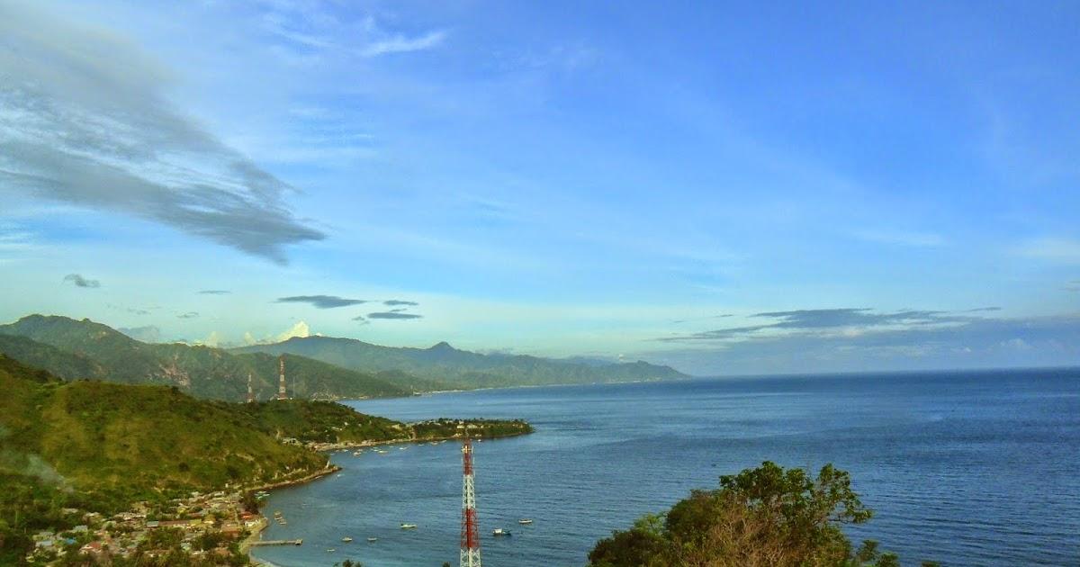 Tempat Wisata Menarik Gorontalo Wisatachan Pantai Pasir Putih Leato Kab