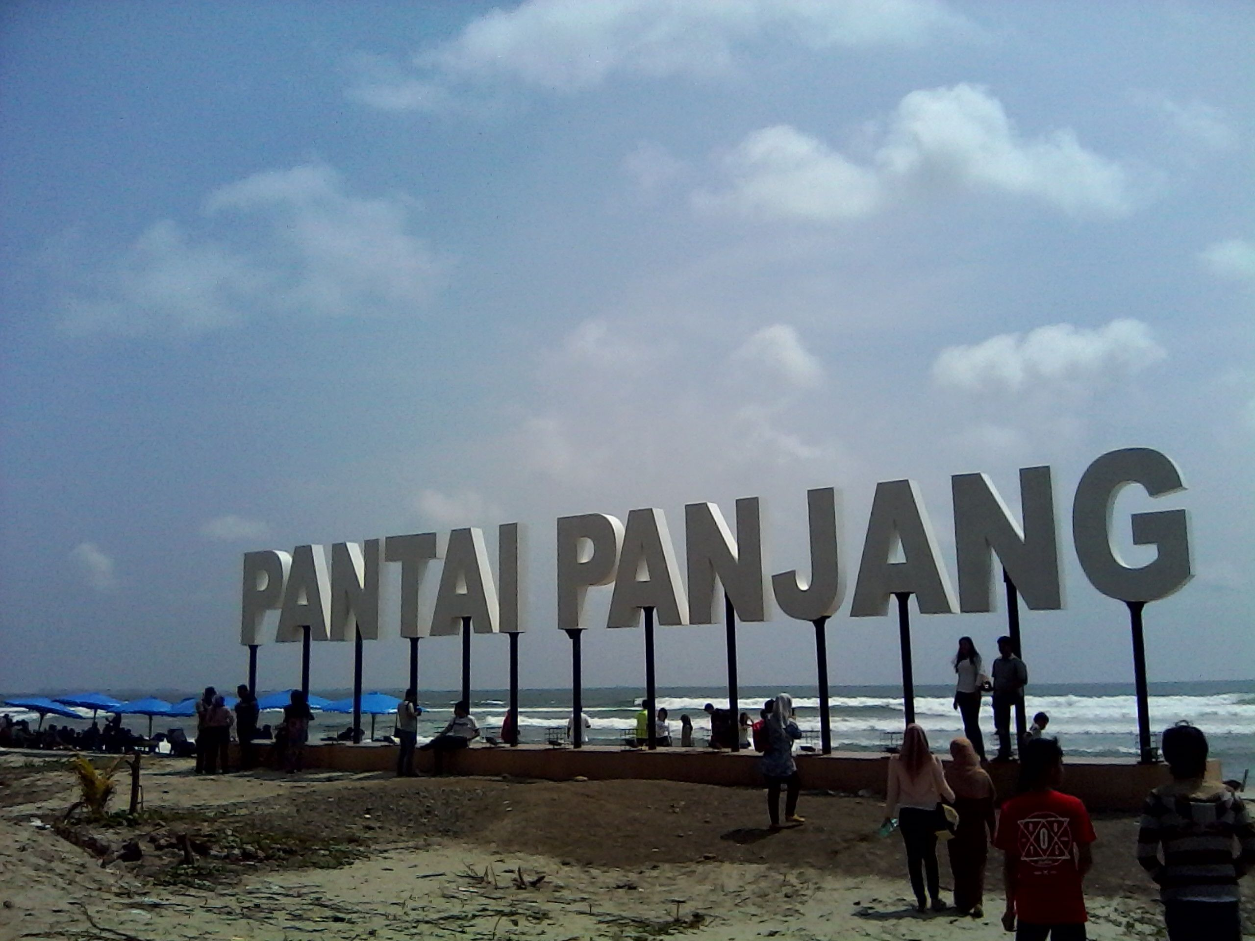 Visited Bengkulu City Pantai Panjang Tour Pinterest Pasir Putih Leato