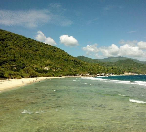 Wisata Gorontalo Home Kartikacandra Pantai Kurenai Pasir Putih Leato Kab