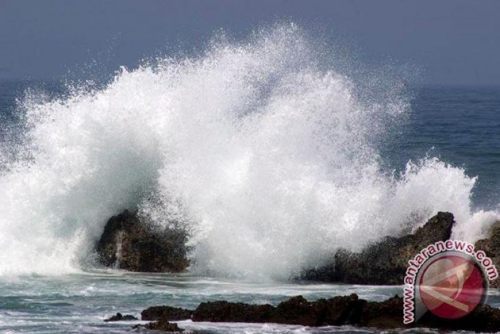 Gelombang Laut Teluk Tomini Capai Dua Meter Antara News Gorontalo