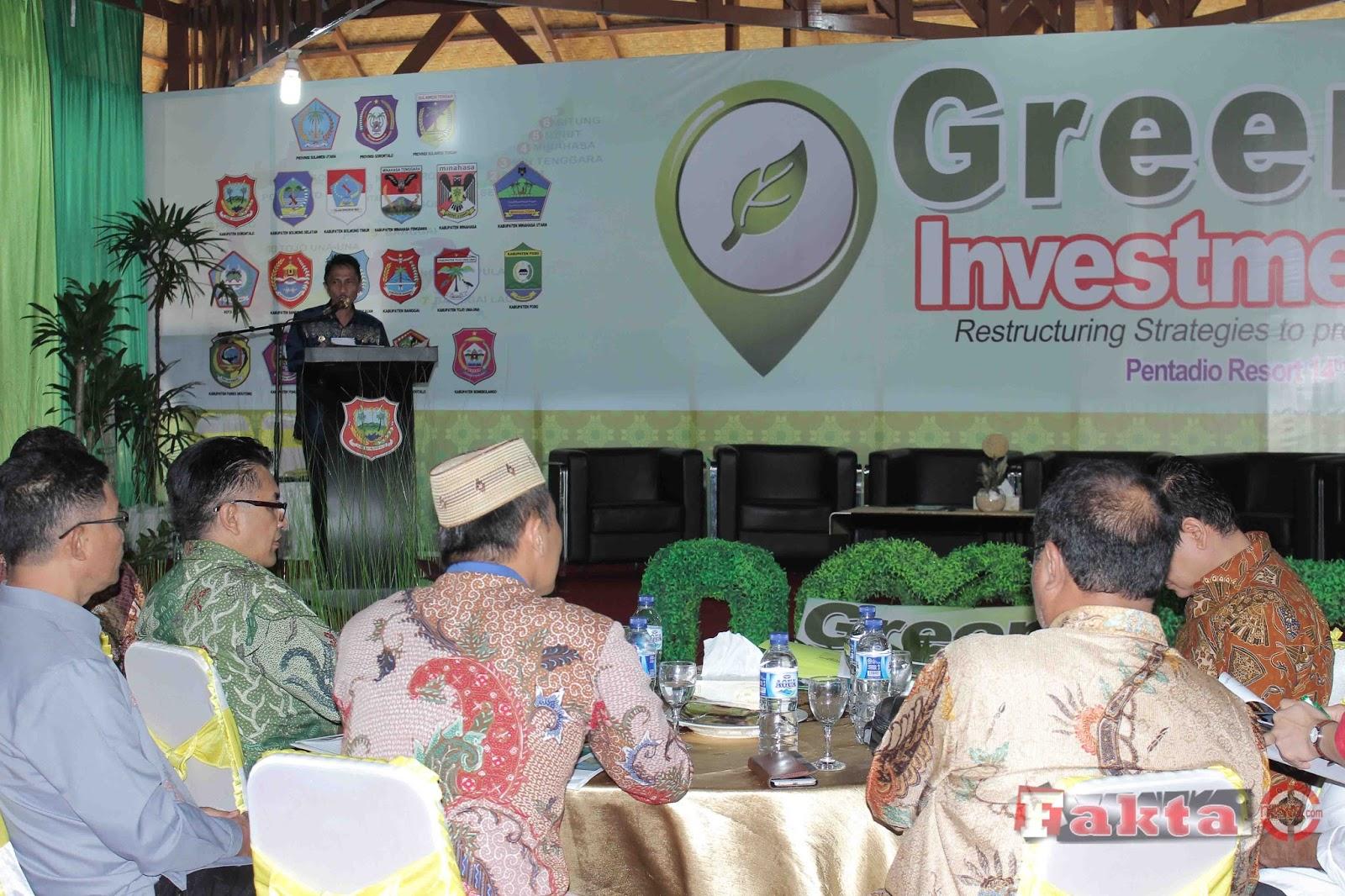 Green Investment 2017 Dinas Pertanian Kab Gorontalo Optimis Kabupaten Meeting